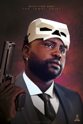 Hotel Artemis - Brian Tyree Henry is The Jewel Thief