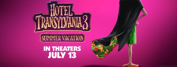 Hotel Transylvania 3 Summer Vacation Movie