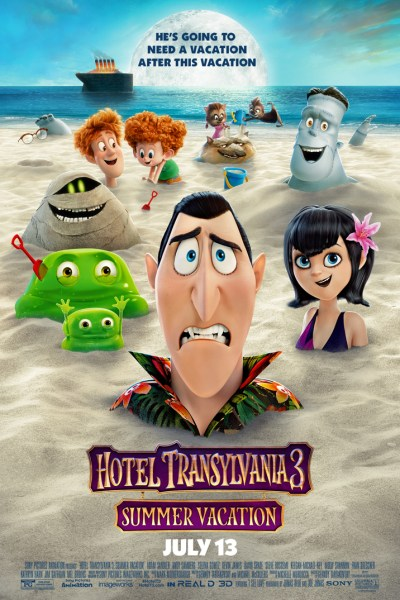 Hotel Transylvania Summer Vacation