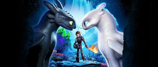 How To Train Your Dragon 3 The Hidden World Movie 2019