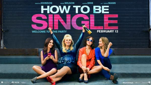 How to Be Single - 2016 Comedy Movie