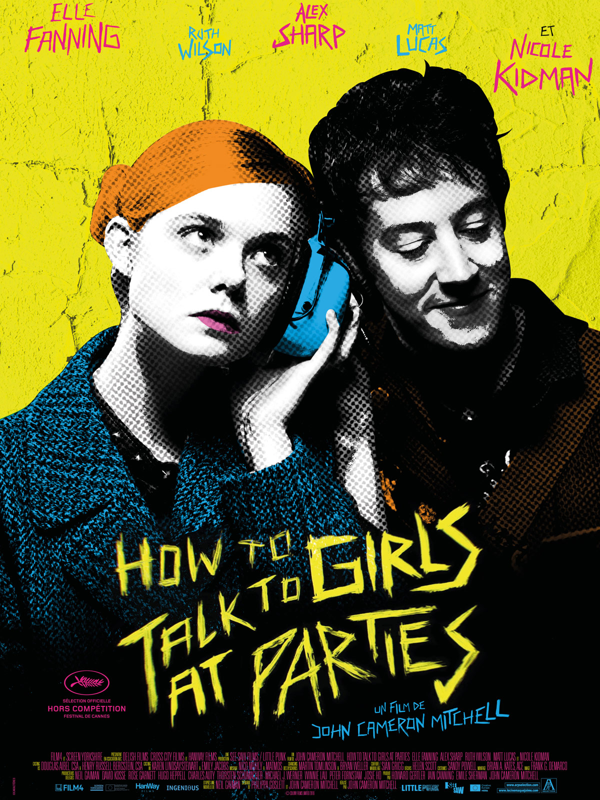 Kako se pogovarjati z dekleti na zabava Teaser Trailer-4840