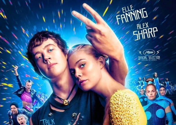 How To Talk To Girls At Parties - Elle Fanning and Alex Sharp - 2018 Movie