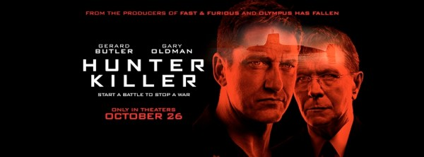 Hunter Killer Film 2018