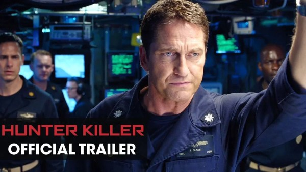 Hunter Killer Movie 2018