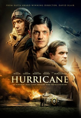 Hurricane Movie Poster