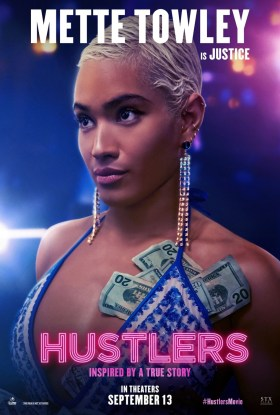 Hustlers Movie Mette Towley Is Justice