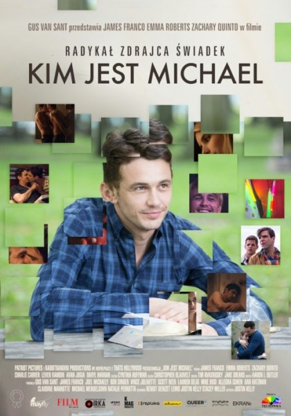 I Am Michael Movie - Polish Poster