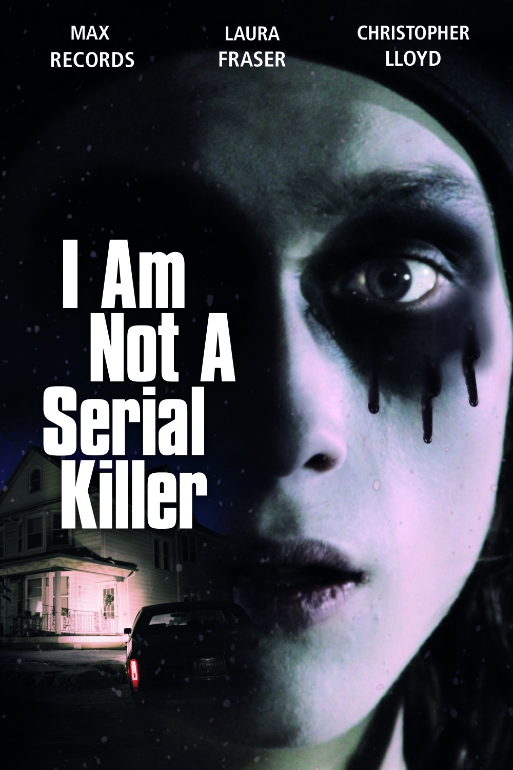 I Am Not A Serial Killer : Teaser Trailer