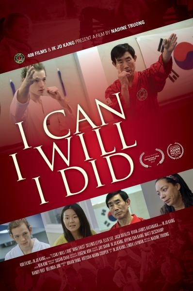 I Can I Will I Did Movie Poster