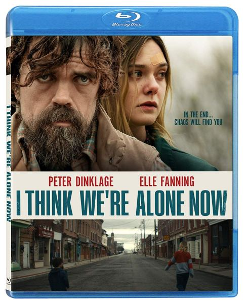 I Think We're Alone Now DVD Cover