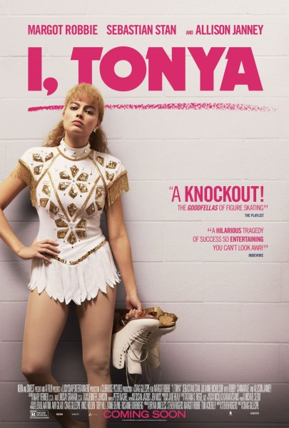 I Tonya New Poster