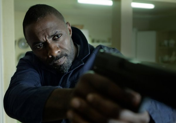 Idris Elba The Take Movie