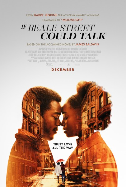If Beale Street Could Talk Film Poster