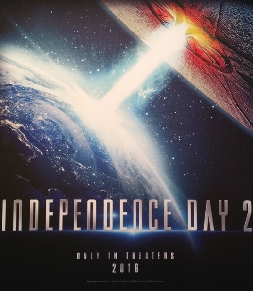 Independence Day 2 Poster Teaser