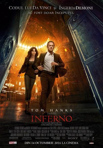 Inferno - Tom Hanks 2016 movie