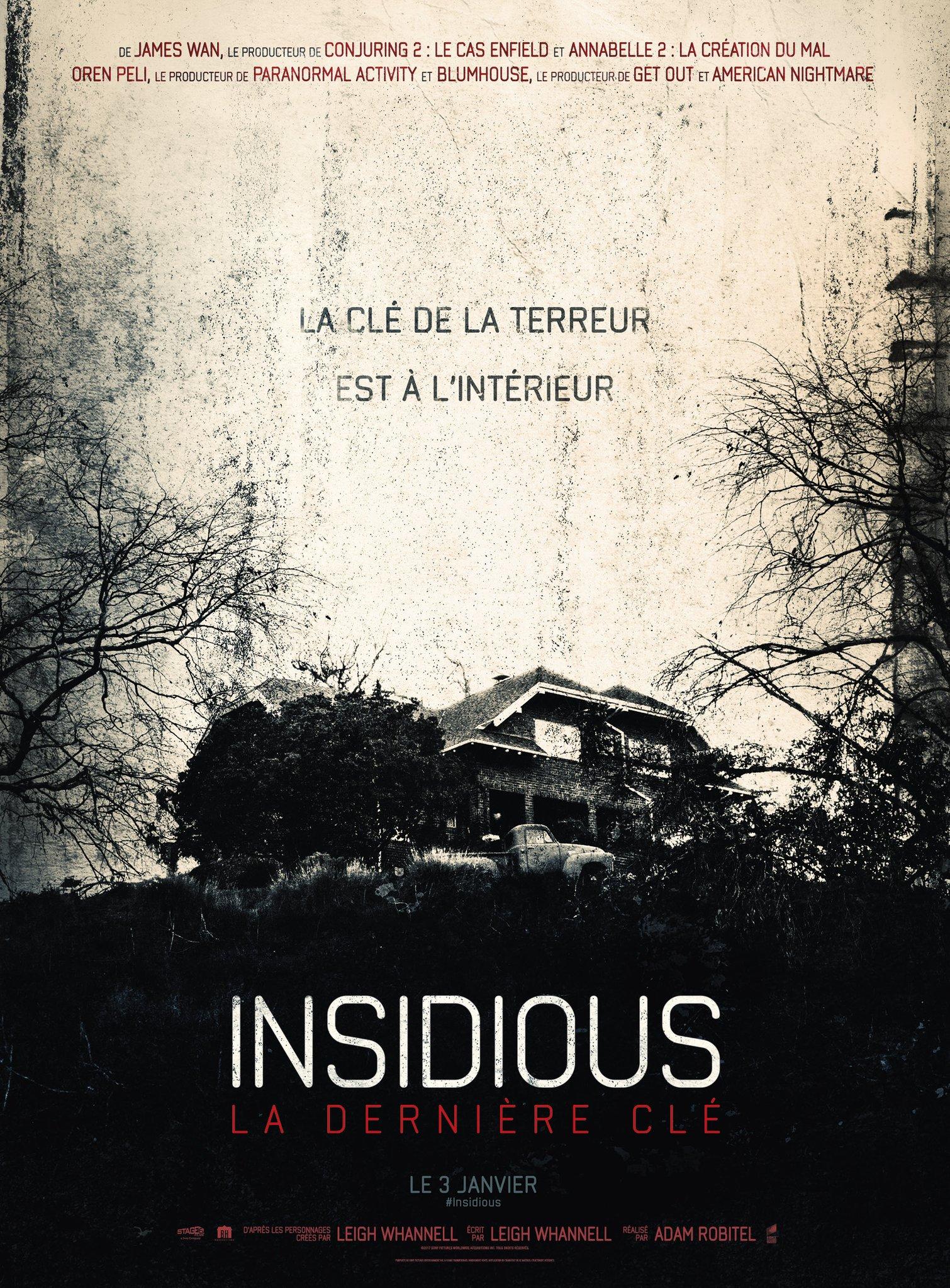 Insidious 4 Teaser Trailer