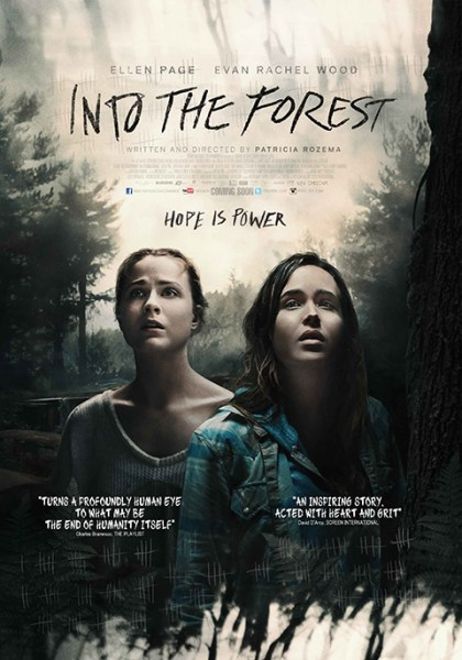 Into The Forest New Poster