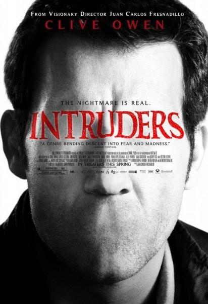 Intruders movie poster
