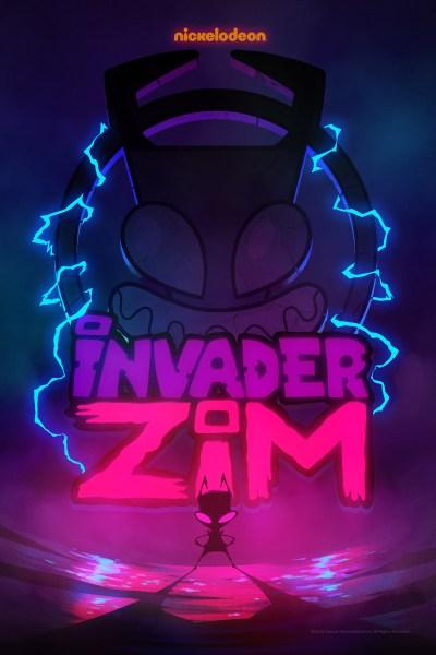 Invader Zim Movie Teaser Poster