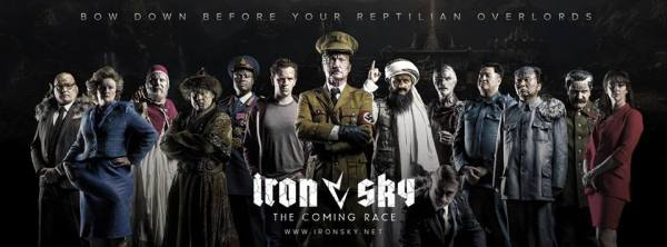 Iron Sky 2 The Coming Race Film