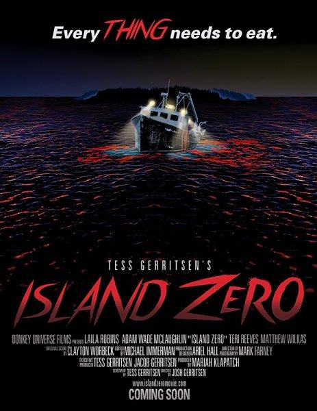 Island Zero Movie Poster