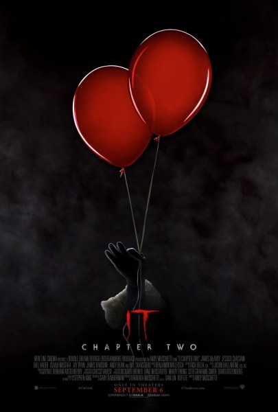 It Chapter Two Movie Poster