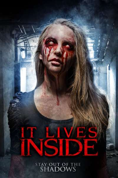 It Lives Inside Movie Poster