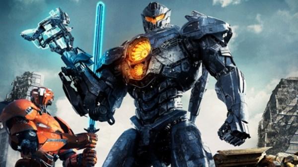 Jaegers - Pacific Rim 2 Uprising
