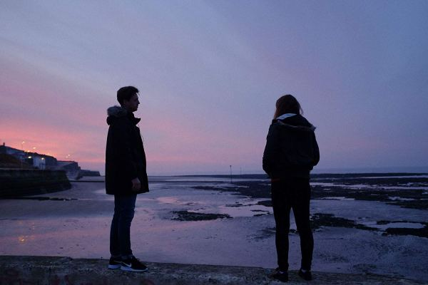 James Gardner And Liv Hill In Jellyfish