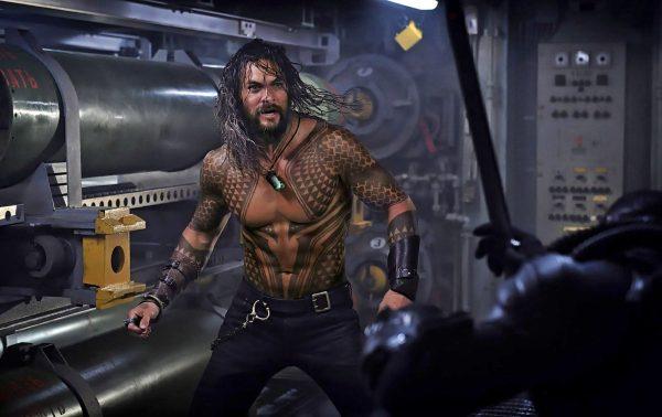 Jason Momoa Aquaman Film 2018
