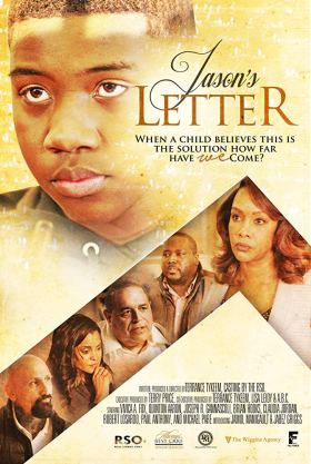 Jason's Letter Movie Poster.