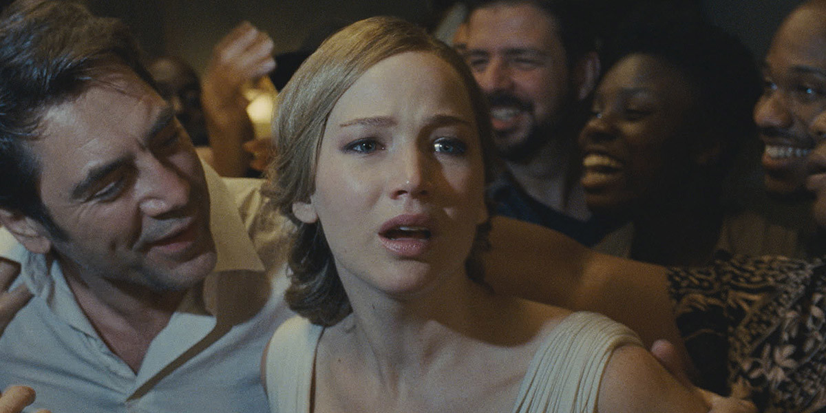 Trailer and Motion Poster for Darren Aronofsky's mother! : Teaser