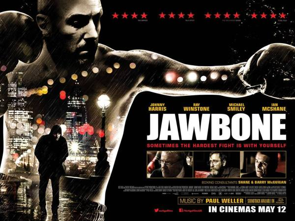 Jawbone Movie British Poster