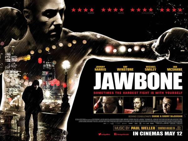 Jawbone Movie British Poster
