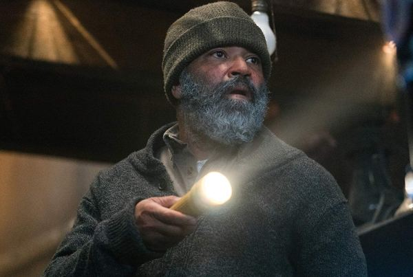 Jeffrey Wright in the movie Hold The Dark (2018)