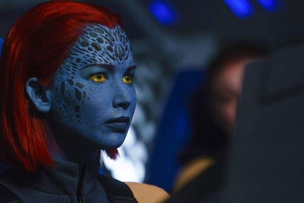 Jennifer Lawrence And Sophie Turner In Dark Phoenix (2019)