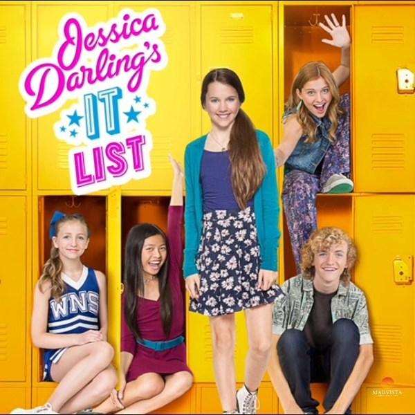Jessica Darling's It List Movie