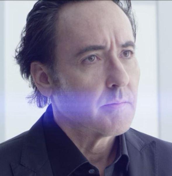 John Cusack - Singularity Film