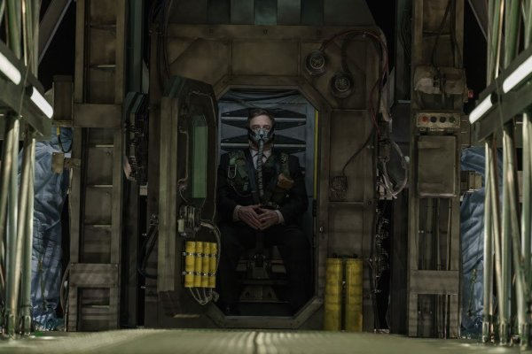 John Goodman - Captive State Movie