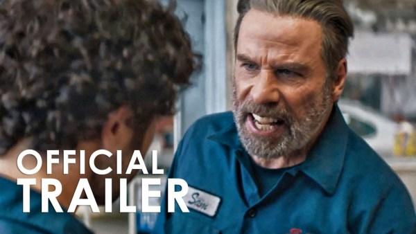 John Travolta Trading Paint Movie
