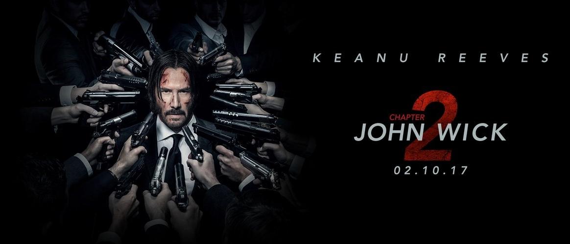 John Wick Chapter 2 Movie Trailer Teaser Trailer