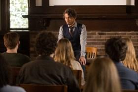 Johnny Depp In The Professor