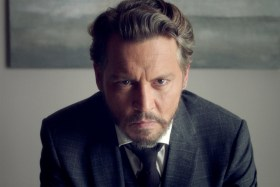 Johnny Depp in The Movie The Professor