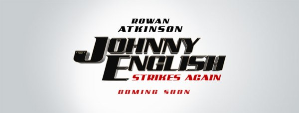 Johnny English Strikes Again Johnny English 3 Movie