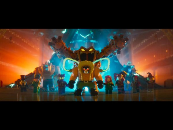 Joker And Crew - The Lego Batman Movie