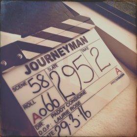 Journeyman Film Clapperboard