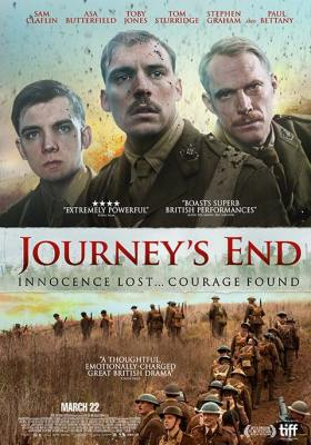 Journey's End International Poster
