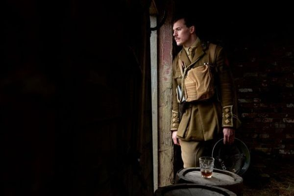 Journeys End Movie - Sam Claflin