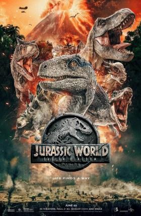 Jurassic Park 5 Fallen Kingdom